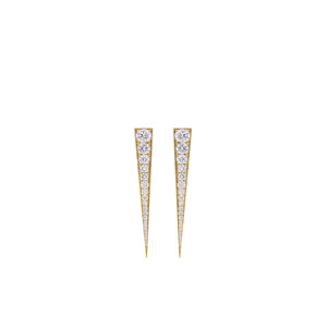 Spike Diamond Earring (Small)