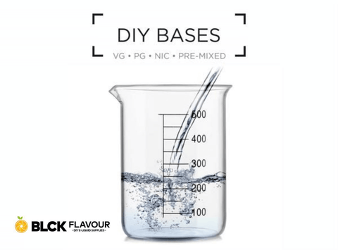 DIY Bases For Sale In Johannesburg - Vaping - www.blckvapour.co.za
