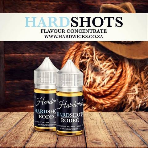 Rodeo Hardshots (30ml)