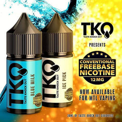 TKO MTL E-Liquid - Blue Milk