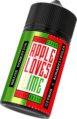 ONEoz Vapour & TKO E-Liquid - Apple Loves Lime