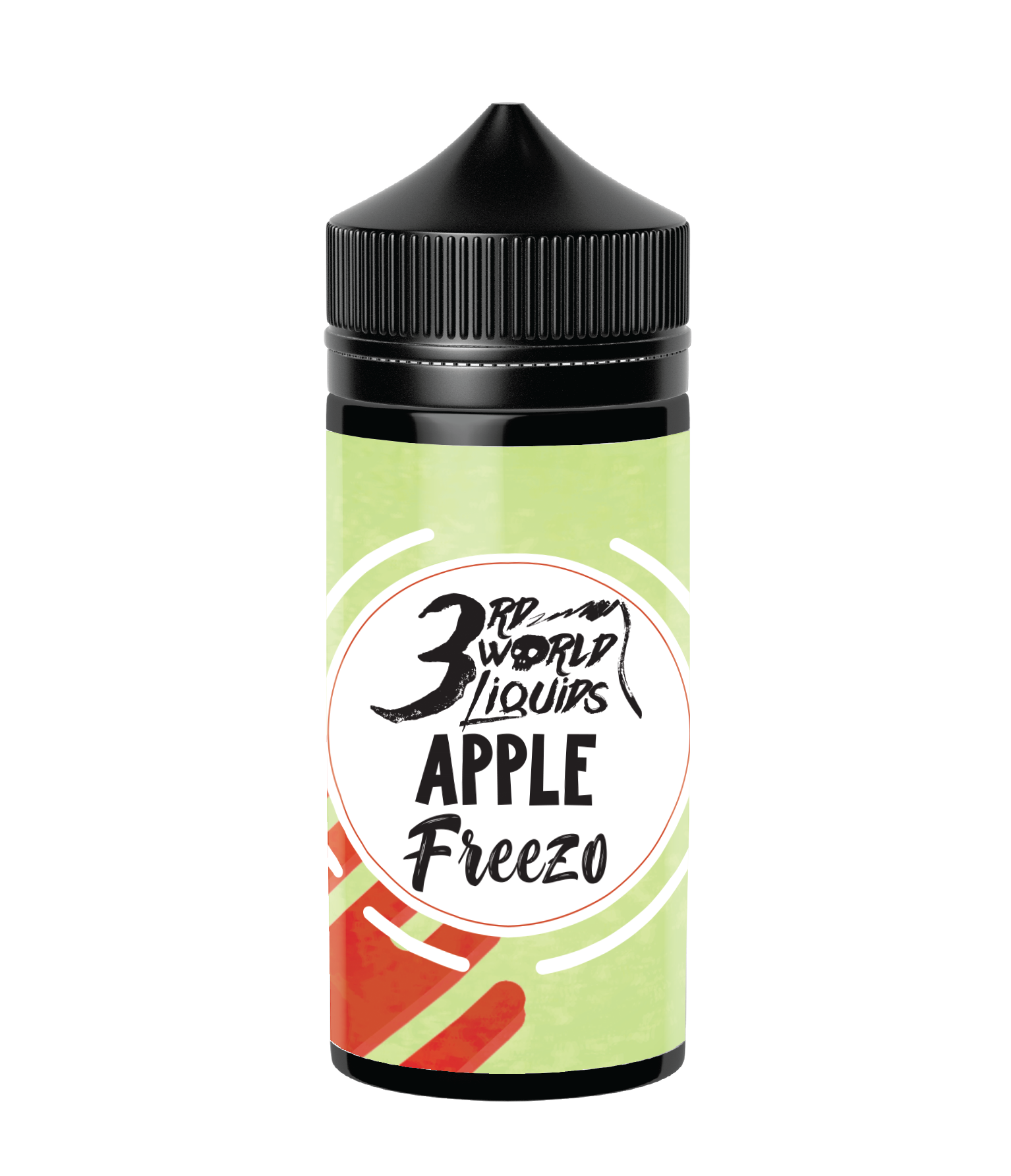 3rd World E-Liquid - Apple Freezo