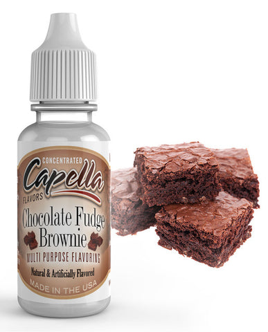 Chocolate Fudge Brownie v2 Concentrate (CAP) - Blck vapour