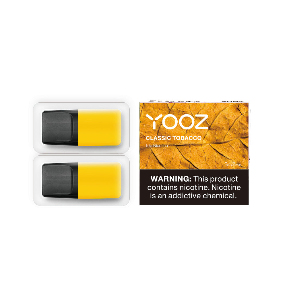 YOOZ Disposable Cartridge - Classic Tobacco