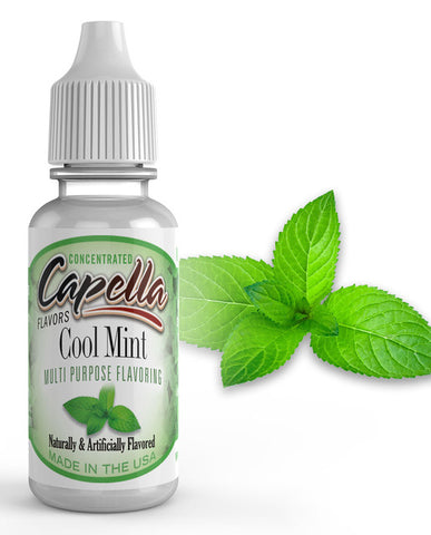 Cool Mint Concentrate (CAP)