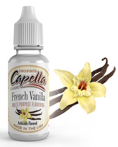 French Vanilla v1 Concentrate (CAP) - Blck vapour