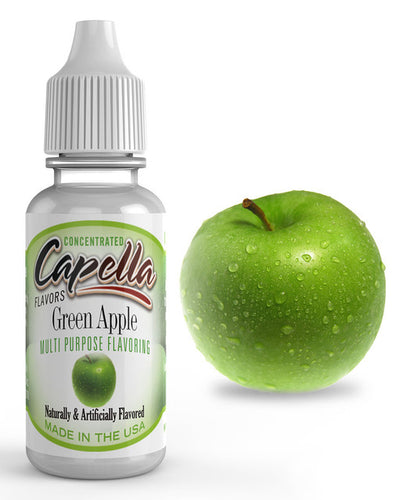 Green Apple Concentrate** (CAP) - Blck vapour