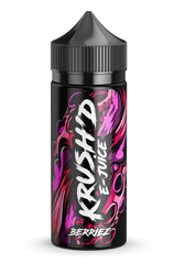 Krush'd E-Liquid - Berriez