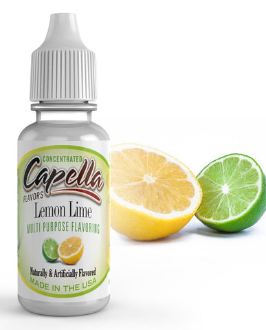 Lemon Lime Concentrate** (CAP) - Blck vapour