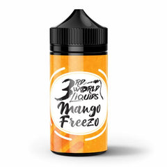 3rd World E-Liquid - Mango Freezo