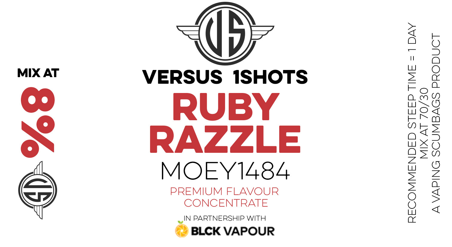 Ruby Razzle One Shot (VS)