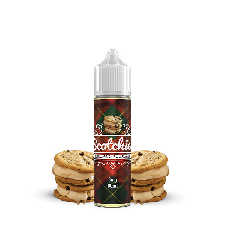 Cloud Flavour Labs E-Liquid - Scotchies