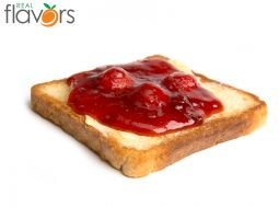 Strawberry Jam with Toast SC (RF)