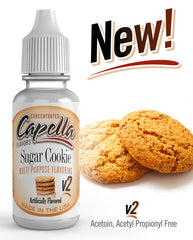 Sugar Cookie v2 Concentrate (CAP) - Blck vapour