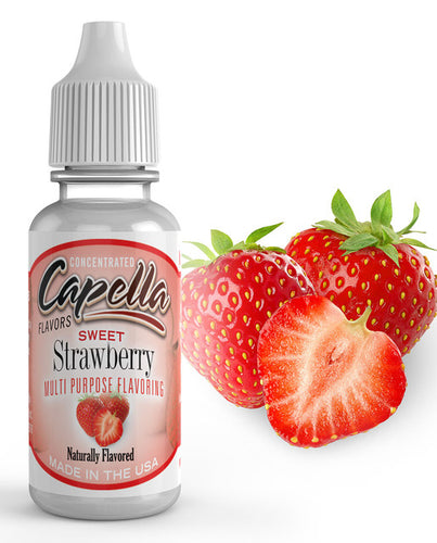 Sweet Strawberry V1 Concentrate** (CAP) - Blck vapour