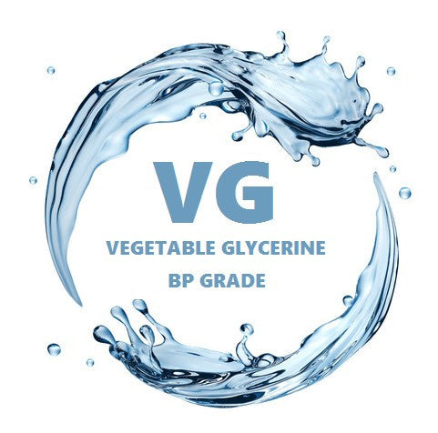 VG (Vegetable Glycerine) - Blck vapour