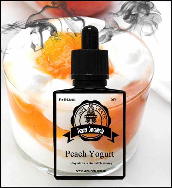 Peach Yogurt Concentrate (VT)