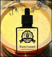 Warm Custard Concentrate (VT)