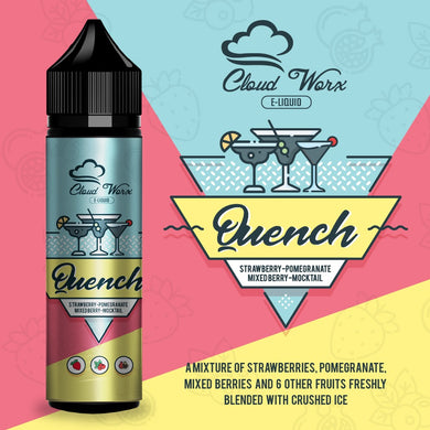 Cloud Worx E-Liquid - Quench