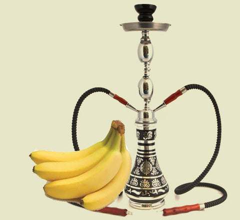 Banana Shisha Type Concentrate (Inw) - Blck vapour