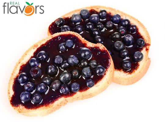 Blueberry Jam with Toast SC (RF)