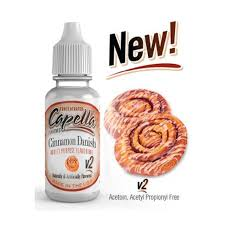 Cinnamon Danish Swirl v2 Concentrate (CAP)