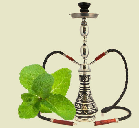 Peppermint Shisha Type Concentrate (Inw) - Blck vapour