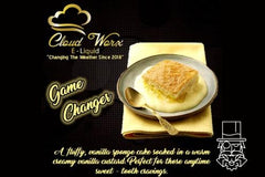 Cloud Worx MTL E-Liquid - Game Changer