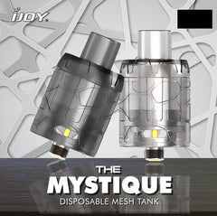 iJoy Mystique Mesh Disposable Tank - Blue