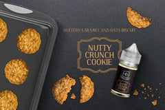 Joose-E-Liqs E-Liquid - Nutty Crunch Cookie