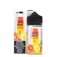 Juice Head E-Liquid - Pineapple & Grapefruit
