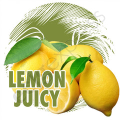 Juicy Lemon (JF) - Blck vapour