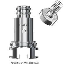 Smok Nord MTL Replacement Coil Head (0.8ohm)
