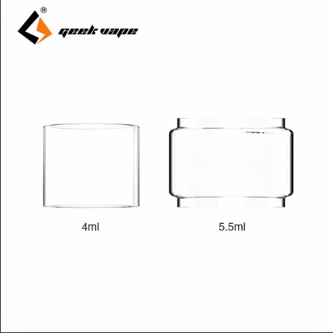 GeekVape Replacement Glass Tube for Zeus Dual/Zeus X