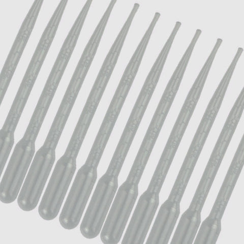 Pipette 3ml Disposable - Blck vapour