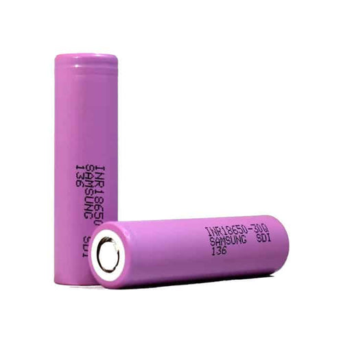 Samsung 30Q 3000mAh High Discharge Flat Top
