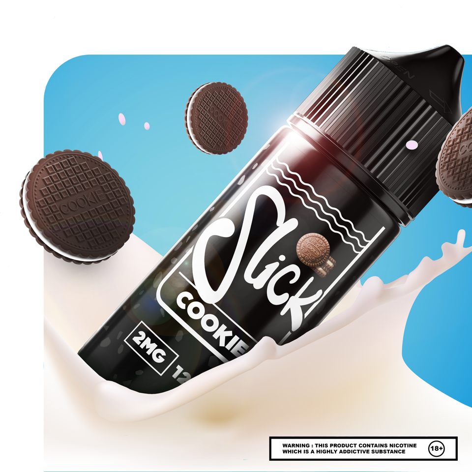 Slick E-Liquid - Slick Cookie