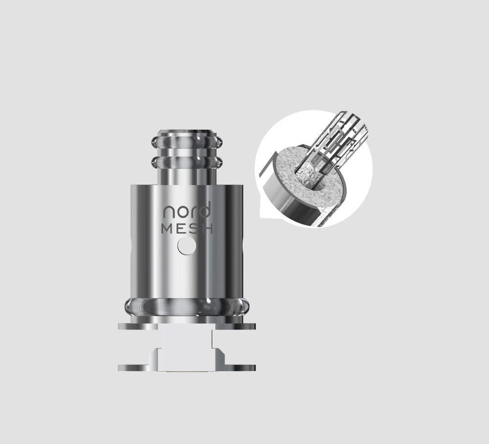 Smok Nord Mesh Replacement Coil Head (0 6ohm)