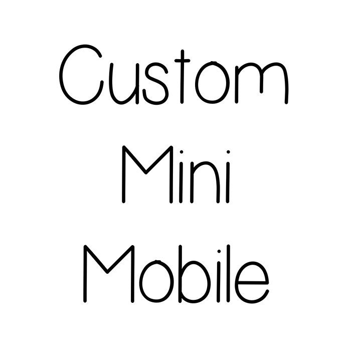 Custom Mini Mobile
