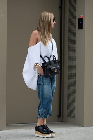 Slouchy Street Style clothes