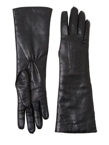 ANN DEMEULEMEESTER - NAPPA LEATHER GLOVES