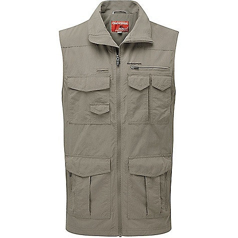 Craghoppers Men's Nosilife Sherman Gilet Vest
