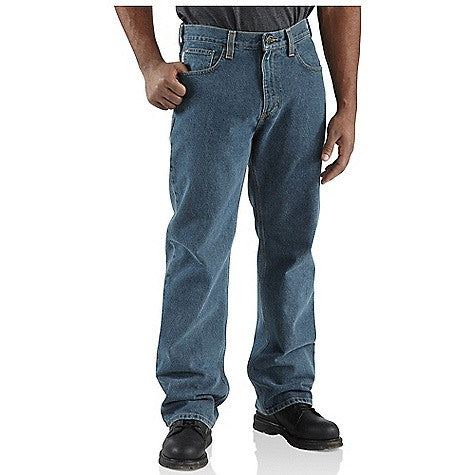 Carhartt Men's Loose Fit Straight Leg Jean