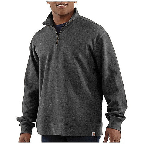 Carhartt Men's Sweater Knit Quarter Zip Top
