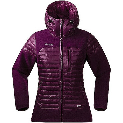 Bergans Women's Osen Down-Wool Lady Jacket