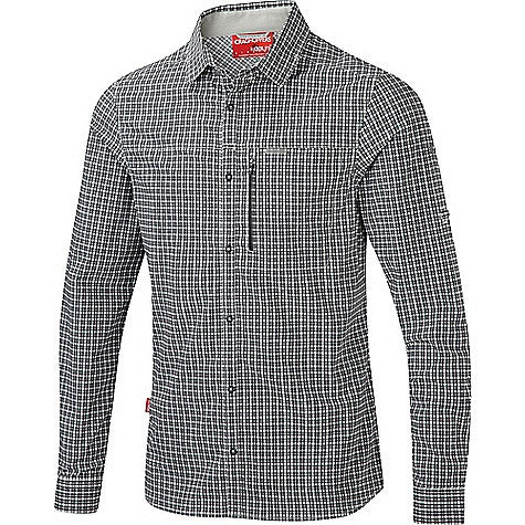 Craghoppers Men's Nosilife Berko LS Shirt