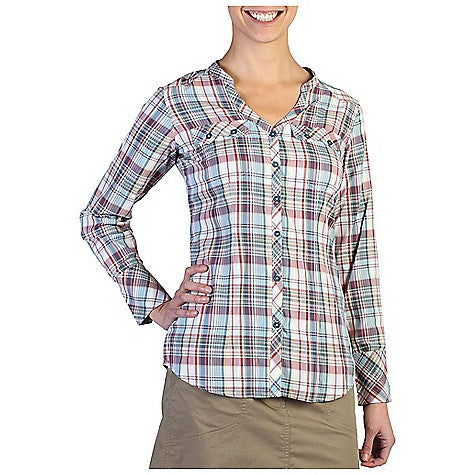 ExOfficio Women's Airhart -LS Shirt