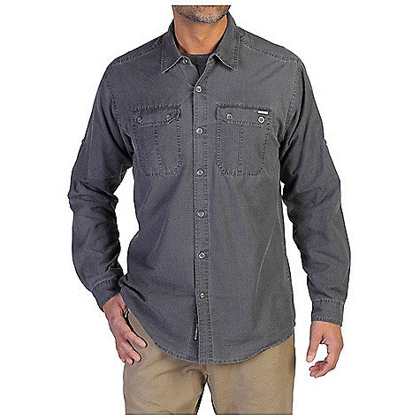 ExOfficio Men's Hallstatt LS Shirt