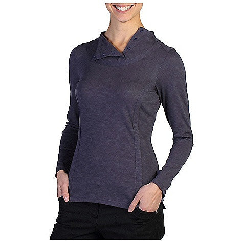 ExOfficio Women's Techspressa Snap Pullover