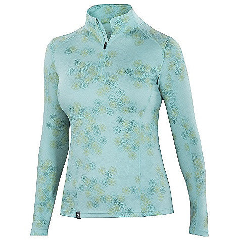 Ibex Women's Woolies 2 Zip T-Neck
